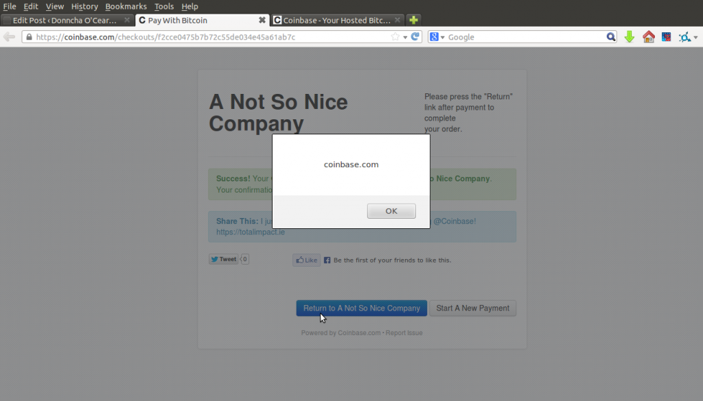 Persistent XSS affect all customers of a merchant